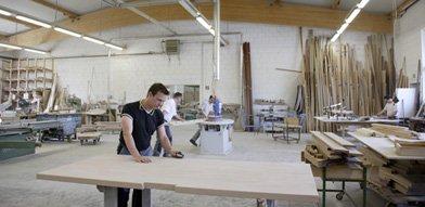 Holzhütten hergestellt in Ostwestfalen