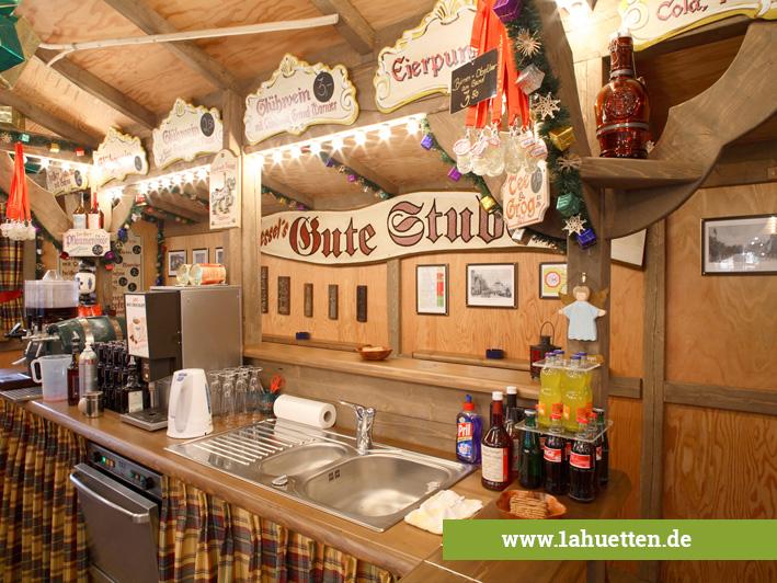1A Hütten – Weihnachtsmarkthütten